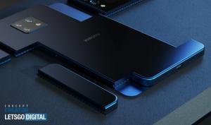Xiaomi modüler telefon görselleri