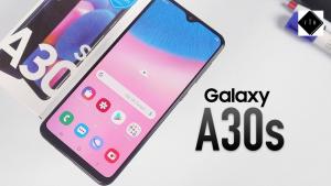 Samsung Android 11 Galaxy 30s için geliyor