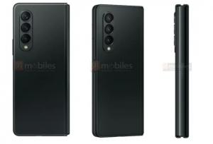 Samsung Galaxy Z Fold 3 Siyah